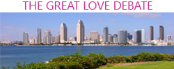 great love debate san diego