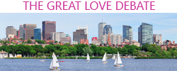 great love debate boston