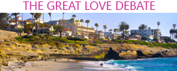 great love debate orange county newport beach